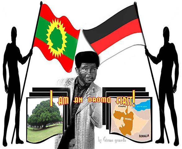i am oromo first
