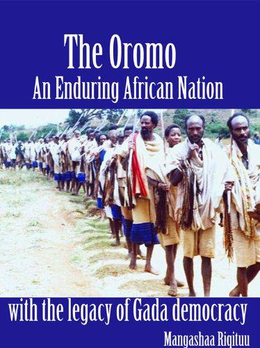 Oromo nation and Gadaa system