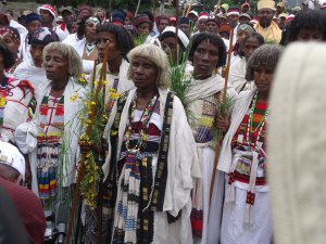 Oromo culture from ancient to present, Irrechaa  time