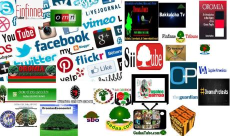 Oromia knwoledge and social media sources