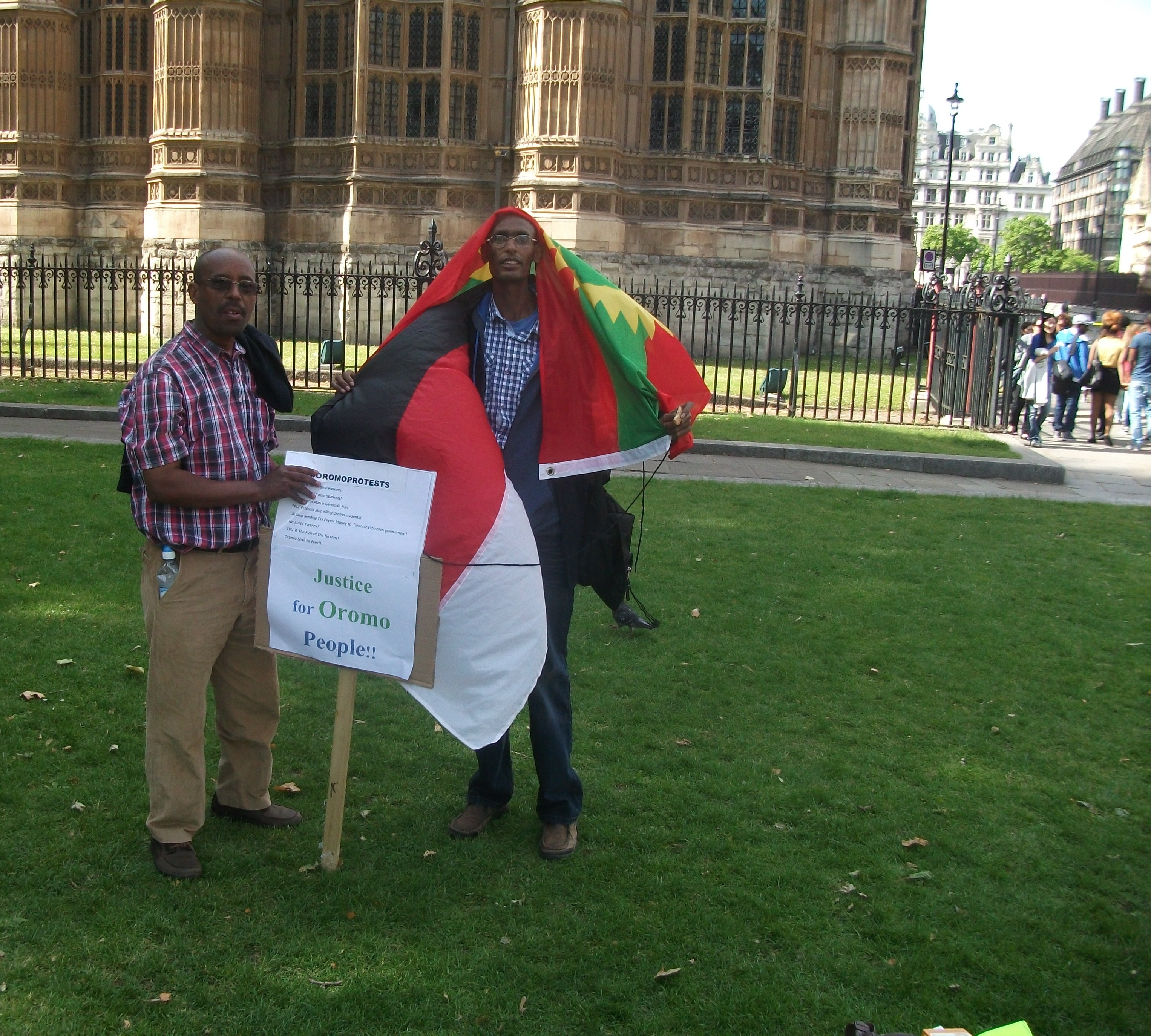 Oromo London Rally 6th June 2014 010