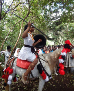 Celebration of Irreecha Oromoo 2014 (6408 according to Oromo Calendar). 5th October 2014, Horaa Harsadii, Bishoftu, Oromia. Suura8