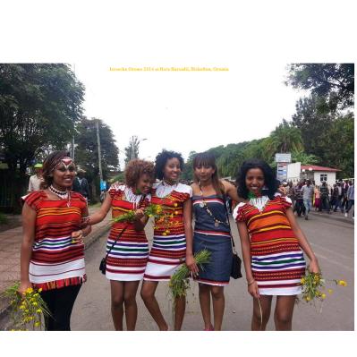 Irreecha Oromo 2014 Hora Harsadii, Oromia 1