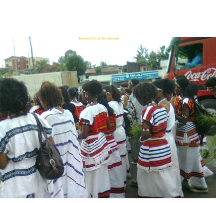 Irreecha Oromo 2014 Hora Harsadii, Oromia 2