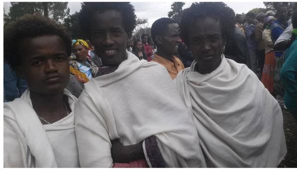 Irreecha Oromo 2014 Hora Harsadii, Oromia 8