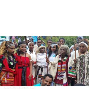 Irreecha Oromo 2014 Hora Harsadii, Oromia
