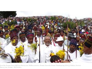 Malkaa Ateetee, Celebration of Irreecha Oromoo 2014 (6408Irreecha Oromoo bara 6408 kan Buraayyuu, Malkaa ateetee, Oromia. Irreecha Oromo Thanksgiving 2014,Malkaa Ateetee, Buraayyuu, Oromia . 9th October. Suura1