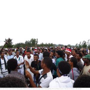 Malkaa Ateetee, Celebration of Irreecha Oromoo 2014 (6408Irreecha Oromoo bara 6408 kan Buraayyuu, Malkaa ateetee, Oromia. Irreecha Oromo Thanksgiving 2014,Malkaa Ateetee, Buraayyuu, Oromia . 9th October. Suura3