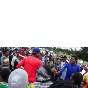 Malkaa Ateetee, Celebration of Irreecha Oromoo 2014 (6408Irreecha Oromoo bara 6408 kan Buraayyuu, Malkaa ateetee, Oromia. Irreecha Oromo Thanksgiving 2014,Malkaa Ateetee, Buraayyuu, Oromia . 9th October. Suura4
