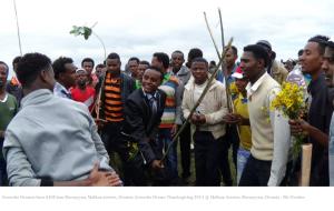 Malkaa Ateetee, Celebration of Irreecha Oromoo 2014 (6408Irreecha Oromoo bara 6408 kan Buraayyuu, Malkaa ateetee, Oromia. Irreecha Oromo Thanksgiving 2014,Malkaa Ateetee, Buraayyuu, Oromia . 9th October. Suura5