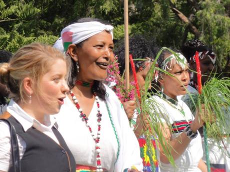 Oromo diaspora