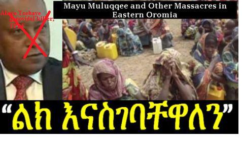 Abaye Tsehaye genocidal killer and TPLF Agazi