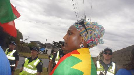 Oromo Australia against Ethiopian regime agents.png2