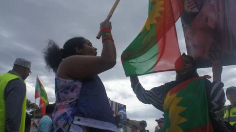 Oromo Australia against Ethiopian regime agents.png3