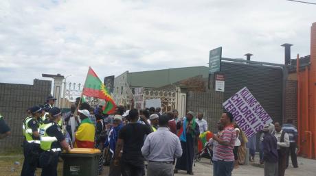 Oromo Australia against Ethiopian regime agents.png5
