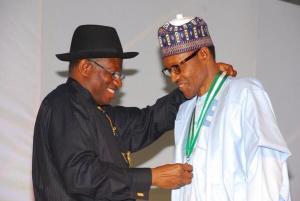 Buhari (r) has seemingly seen off the challenge of Jonathan