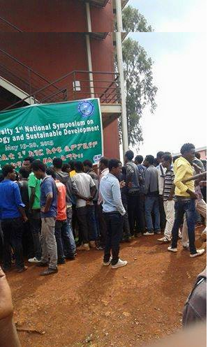 At Bule Hora University Oromo students have denied the right to vote