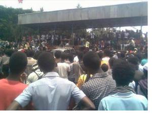 OFC criss crossing Oromia ,  Dembi Doolloo,  11 May 2015