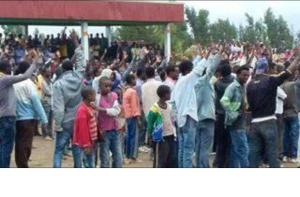 OFC criss crossing Oromia , Dodola,  May 2015