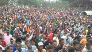 OFC Medrek's Last Campaign Stops – Xuquur Incinii (Diree Badhaas) and Holataa in Central Oromia3