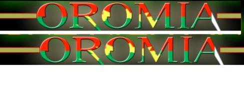 Oromia Oromia