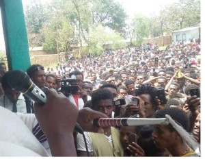 Oromo Federalist Congress at Gudar Oromia3 on 17th May 2015