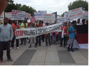 OromoProtests against genocidal TPLF Ethiopia1. 19 June 2015