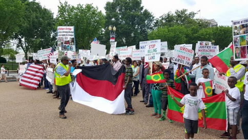 OromoProtests against genocidal TPLF Ethiopia3. 19 June 2015