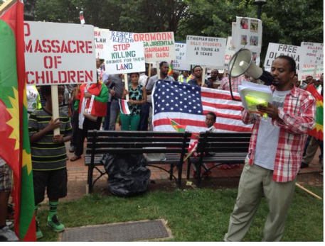 OromoProtests against genocidal TPLF Ethiopia4. 19 June 2015