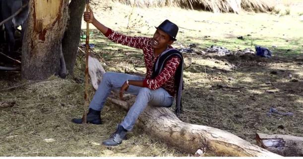 Hacaaluu Hundessa, Oromo culture music video maalan jira picture10