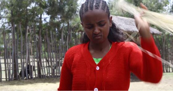 Hacaaluu Hundessa, Oromo culture music video maalan jira picture29