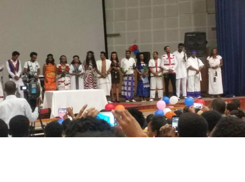 Oromo film (drama) Priemere, Dambalii opened at Waltajjii Oromoo (Oromo National Centre), Finfinnee)1