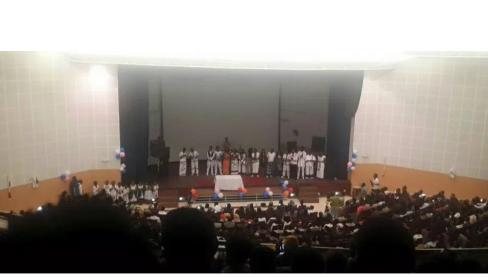 Oromo film (drama) Priemere, Dambalii opened at Waltajjii Oromoo (Oromo National Centre), Finfinnee)5