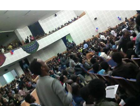Oromo film (drama) Priemere, Dambalii opened at Waltajjii Oromoo (Oromo National Centre), Finfinnee)7