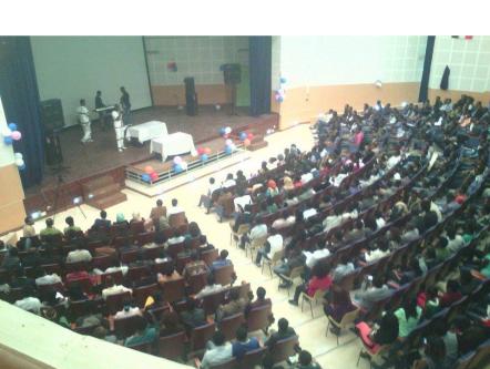 Oromo film (drama) Priemere, Dambalii opened at Waltajjii Oromoo (Oromo National Centre), Finfinnee)8