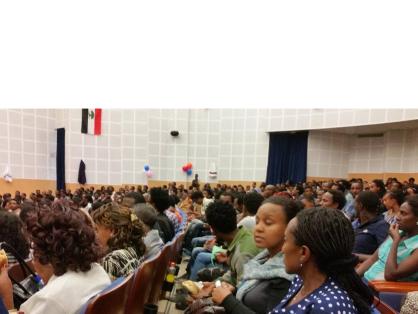 Oromo film (drama) Priemere, Dambalii opened at Waltajjii Oromoo (Oromo National Centre), Finfinnee)9