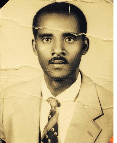 Oromo national hero Lammeessaa Boruu