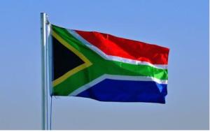 South Africa, flag