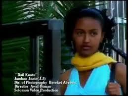 Oromo artist Jaamboo Jootee14