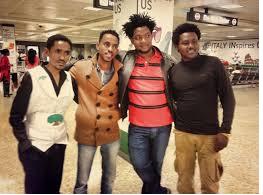 Oromo artist Jaamboo Jootee5
