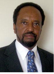 Oromian scholar Professor Asafa Jalata
