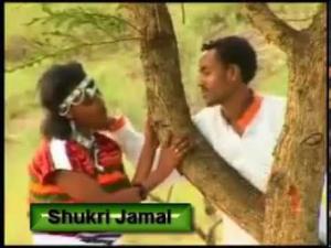Oromo artist shukri Jamal