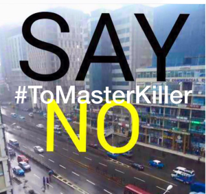 Say no to the master killer. Addis Ababa master plan is genocidal plan against Oromo people