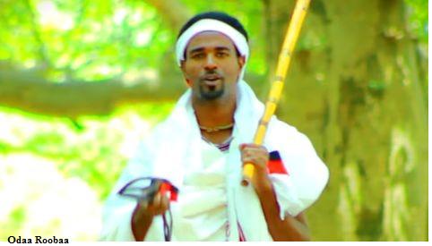"""Oromia: Ayyaanoo Bariisoo (Jiillicha): """"Odaa Roobaa"""" [New"""