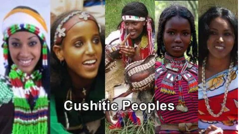 Cushitic people of East Africa