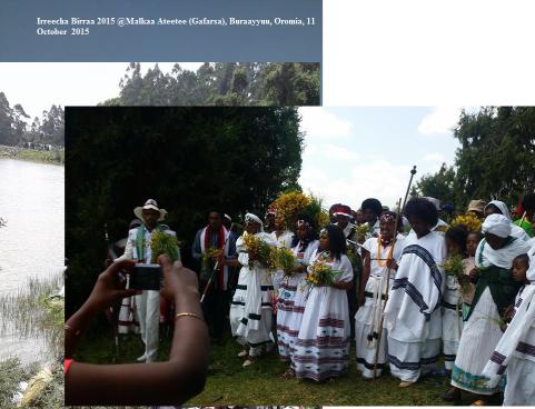 Irreecha Birraa 2015 @Malkaa Ateetee, Buraayyuu, Oromia, 11 October 2015 picture3