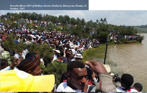 Irreecha Birraa 2015 @Malkaa Ateetee, Buraayyuu, Oromia, 11 October 2015 picture4