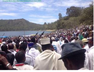 Irreecha Birraa Oromo Hora Harsadii, Onkoloolessa 4, Bara 2015