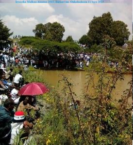 Irreecha Malkaa 2015 @Malkaa Ateetee, Gafarsaa, Buraayyuu, Oromia. 11 October 2015 picture11