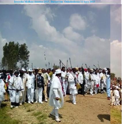 Irreecha Malkaa 2015 @Malkaa Ateetee, Gafarsaa, Buraayyuu, Oromia. 11 October 2015 picture13